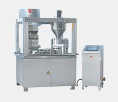 LCD Screen Control Automatic Capsule Filling Machine